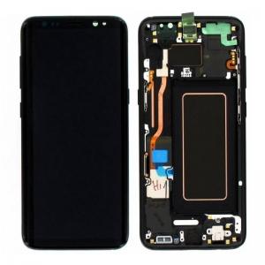 Màn Hình LCD Galaxy S8 Zin Full Khung
