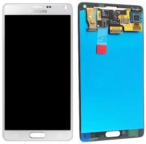 Màn Hình LCD Galaxy Note 4 Trắng