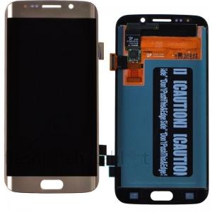 Màn Hình LCD Galaxy S6 Edge Màu Gold
