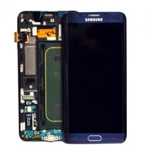 Màn Hình LCD Galaxy S6 Edge Pluss Màu Đen