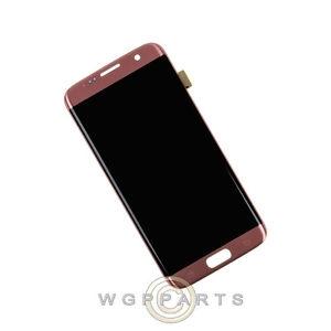 Màn Hình LCD Galaxy S7 Edge Màu Hồng