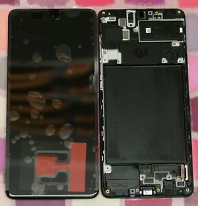 Màn Hình Samsung A71 Chính Hãng Có Khung