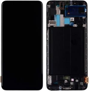Màn Hình Zin Galaxy A70 SM-A705 Có Khung