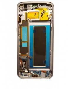 Màn Hình LCD Galaxy S7 Edge Màu Vàng